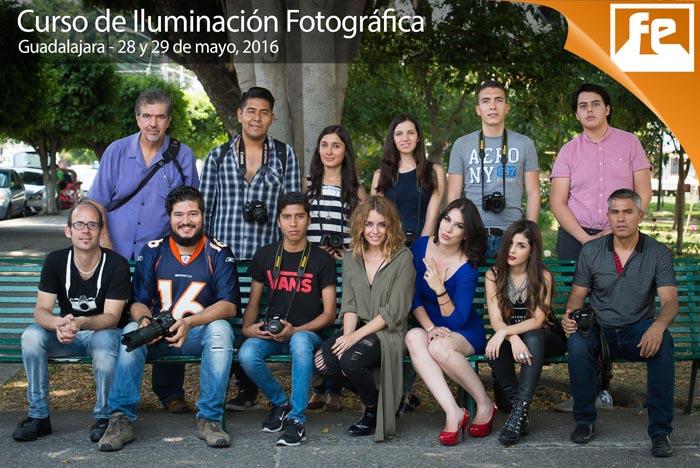 Curso de Iluminación Fotográfica