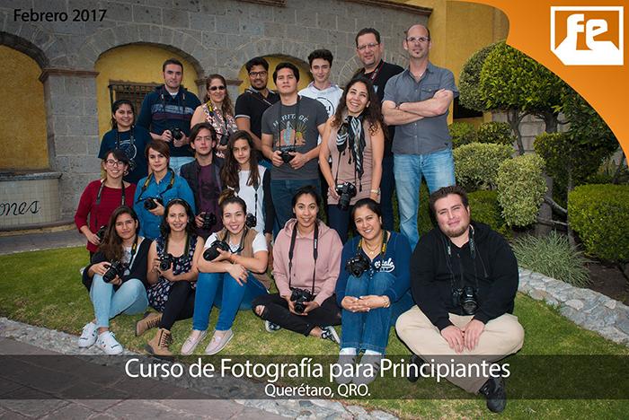 Curso de Fotografía en Queretaro