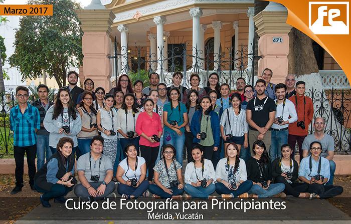 Curso de Fotografía en Mérida
