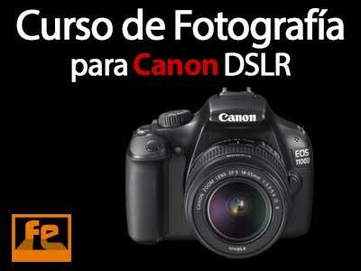Curso de Fotografia Canon