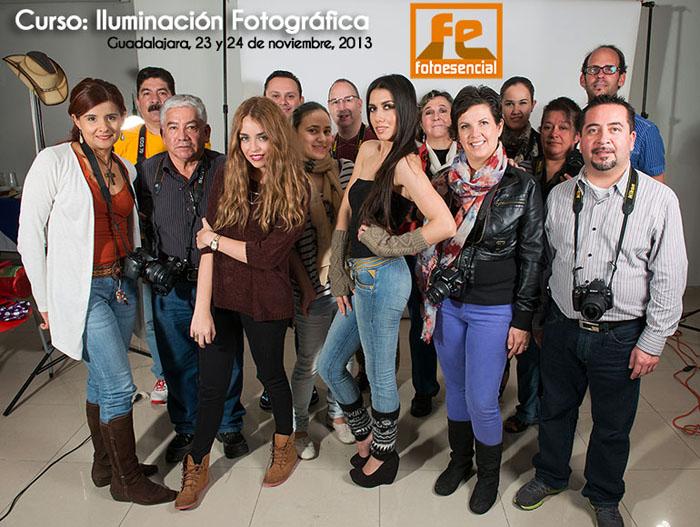 Curso de Iluminación en Guadalajara