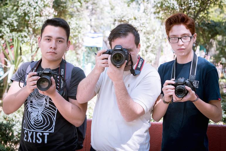 Curso de Fotografía en CDMX Marzo 1