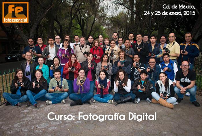 Curso de Fotografia Digital en DF
