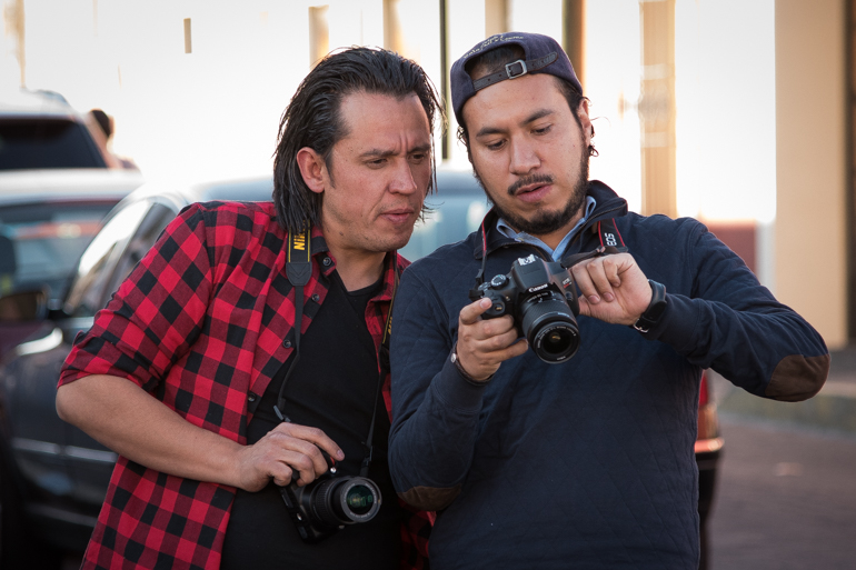 Curso de Fotografía en Cholula, Puebla