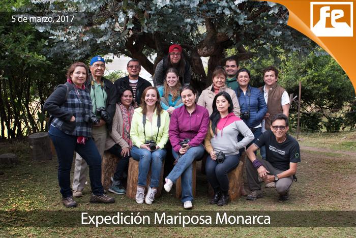 Expedicion de Mariposas Monarca