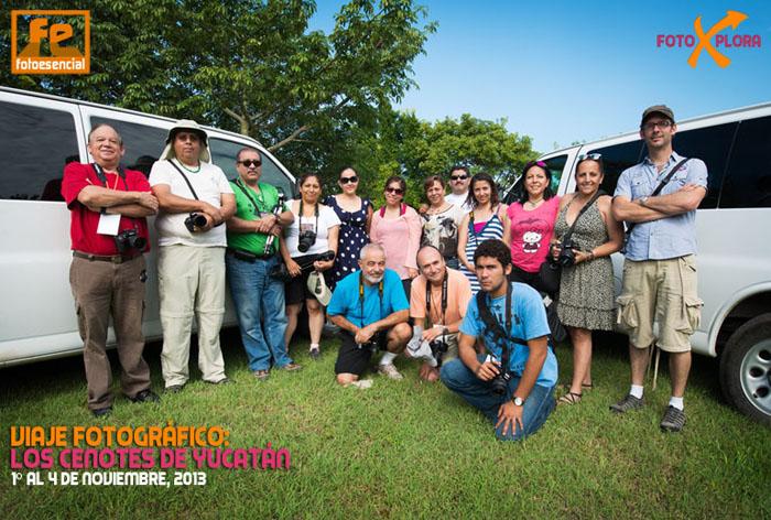 Viaje Fotografico a los Cenotes de Yucatan