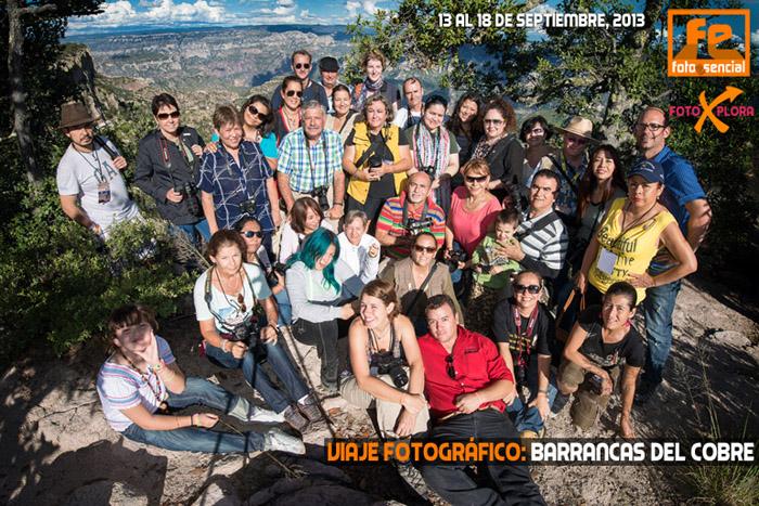 Viaje Fotografico a las Barrancas del Cobre