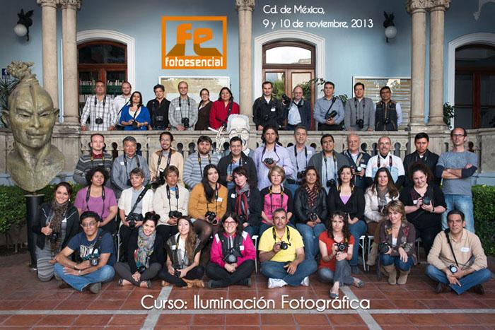 Curso de Iluminacion Fotografica en Mexico DF