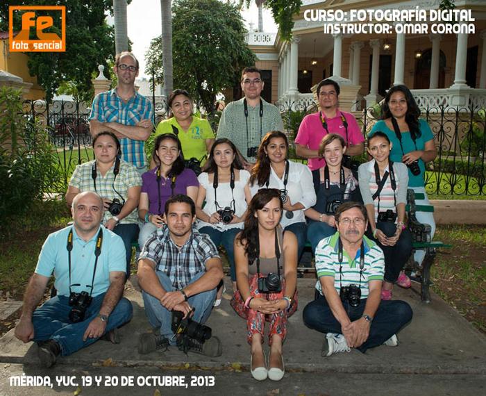 Curso de Fotografia en Merida