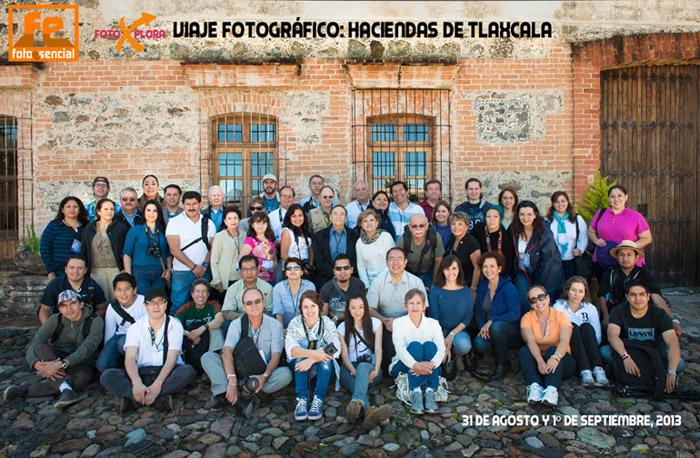 Viaje Fotografico a las Haciendas de Tlaxcala