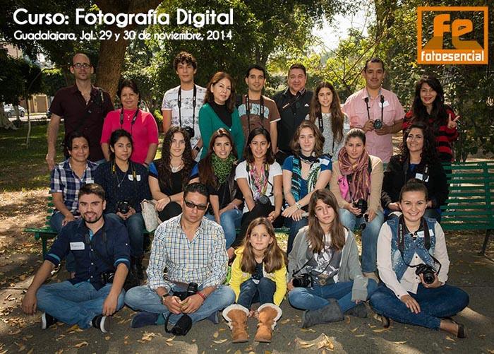 Curso de Fotografia en Guadalajara