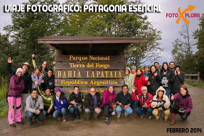 Viaje Fotografico a la Patagonia