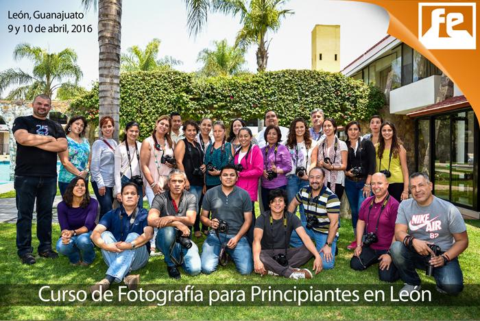 Curso de Fotografía para Principiantes en León