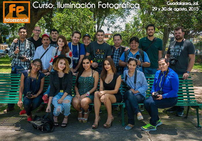 Curso de Iluminacion Fotografica