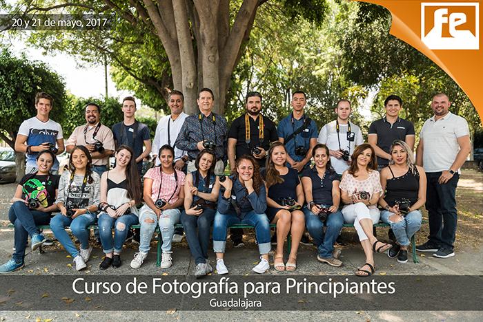 Curso en Fotografía para Principiantes