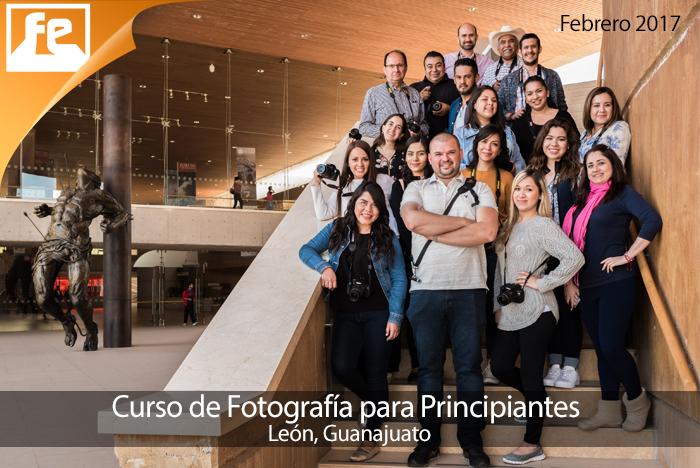 Curso de Fotografía en León