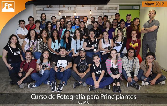 Curso de Fotografía en Ciudad de México, DF
