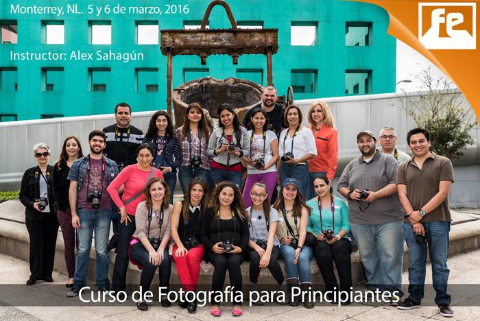 Curso de Fotografia Digital Monterrey