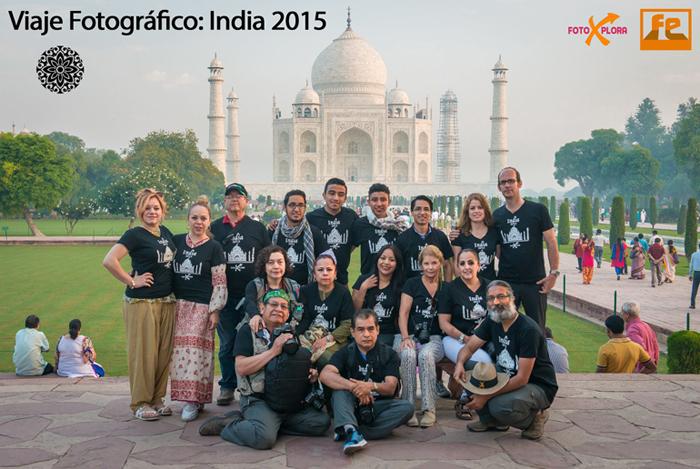 Viaje Fotografico La India
